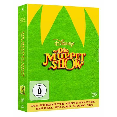 Die Muppet Show - Staffel 1 bis 3 [DVD] für je 11,97€ @Amazon.de