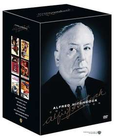 [DVD] Alfred Hitchcock Collection 7 DVDs @Amazon.de