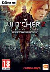[DRM-Free] The Witcher 2 : Assassins of Kings Enhanced Edition mit  Bonus Gegenständen ( Making of , Soundtracks etc) bei Gamefly
