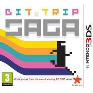 (UK) Bit Trip Saga [Nintendo 3DS] für umgerechnet ca. 9.26€ @ Zavvi