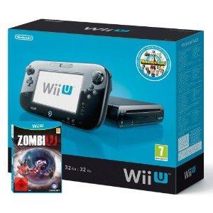 Nintendo Wii U Premium + Zombie U + Assasins Creed 3 für 355 Euro @Amazon