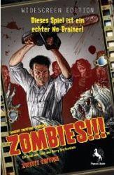 Zombies!!! Brettspiel - 2nd Edition für 15,99€ @ Bücher.de