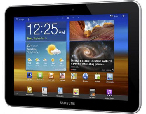Samsung Galaxy Tab 8.9 LTE Vodafone Branding (aber ohne Lock!) soft black für 278,10€