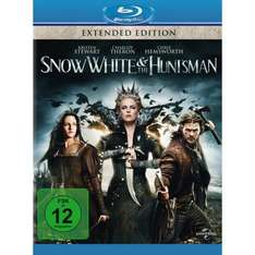 Amazon.de | Snow White & the Huntsman - Extended [Blu-ray] um 9,99€
