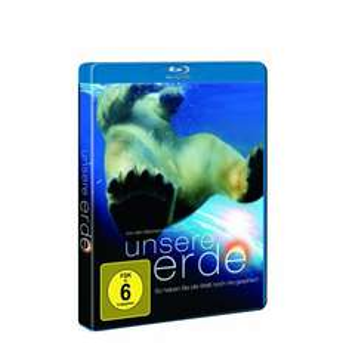 Unsere Erde [Blu-ray] für 7,90 € @ amazon.de