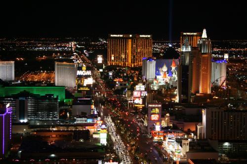 Gabelflüge nach Las Vegas für 427€! (Hin und Rückflug)