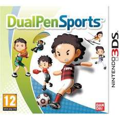 DUAL PEN SPORTS NINTENDO 3DS £6.98 8,08€