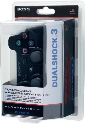 PS3 Dualshock Wireless Controller für 33€ @Smdv