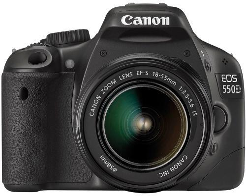Canon EOS 550D Kit für 399€ | EOS 1100D Kit für 299€ @ebay