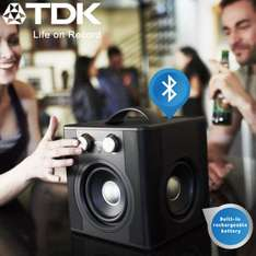 TDK Wireless 360° Tragbarer Sound Cube mit wireless Streaming @ iBood