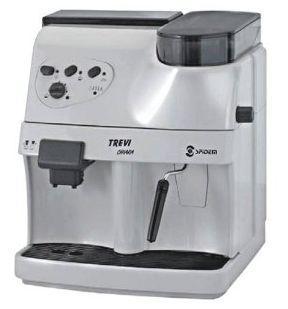 Kaffeevollautomat Spidem RI9732/82 Trevi Chiara in hellgrau für nur 240,90 EUR inkl. Versand!