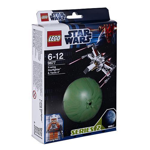 Lego™ - Star Wars Planeten (9674,9675,9677,9678,9679) ab €4,87 [@Karstadt.de]