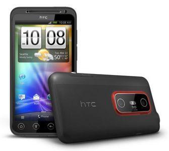 HTC Evo 3D Handy für nur 189,94 EUR inkl. Versand!
