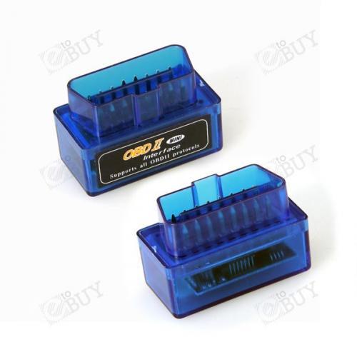 Mini Bluetooth Scanner OBD II KFZ Auto Testgerät für 10,29€ inkl. Versand