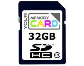 YourMemoryCard 32GB SDHC Class 10 Professional @Meinpaket
