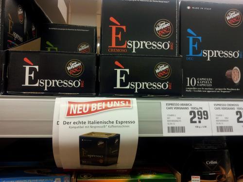Neue Nespresso-Alternativen im Rewe