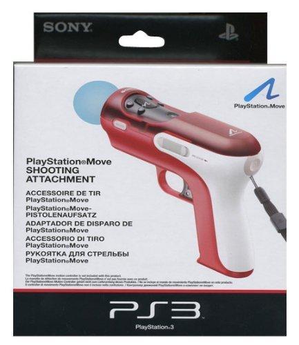 Sony™ - PlayStation Move Gun (Pistolenaufsatz) für €3,67 [@Wowhd.co.uk]