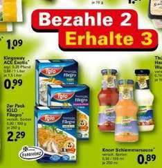 [offline @Netto] 3x IGLO Feinschmecker Filegro