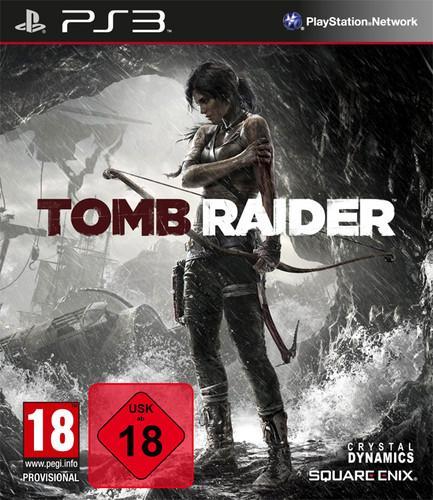Tomb Raider PS3 2013 bei Ebay für 42,80