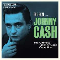 (UK) Johnny Cash - The Real Johnny Cash Best Of [CD ]für 2.64€ @play (zoverstocks)