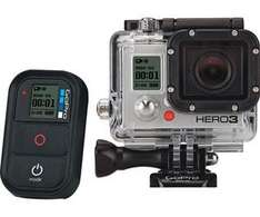 GoPro Hero3 Black Edition für 378,50 € @Amazon.es