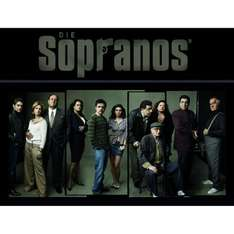 [AMAZON] Die Sopranos - Die ultimative Mafiabox [28 DVDs] für 44,97€