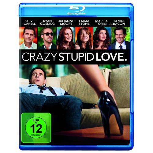 (Amazon) Crazy Stupid Love - Blu Ray für 7,97 Euro