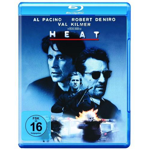 Heat [Blu-ray] für 7,97€ bei Amazon.de