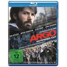 ARGO - Extended Cut [Blu-ray] für 13,97€ @ Amazon