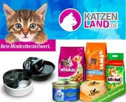 [ONLINE] 15% bei Katzenland.de (eigentlich nur auf Zubehör!)