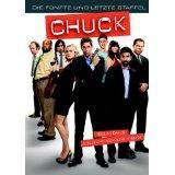 [Amazon.de] [DVD] Chuck: Die komplette fünfte Staffel