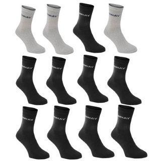 Donnay Crew Socken 12 Pack - ab 4,49€