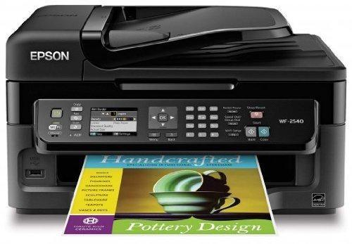 "Epson™ - Multifunktionsdrucker ""WorkForce WF-2540WF"" (WLAN, AirPrint) ab €78,56 [@Comtech.de]"