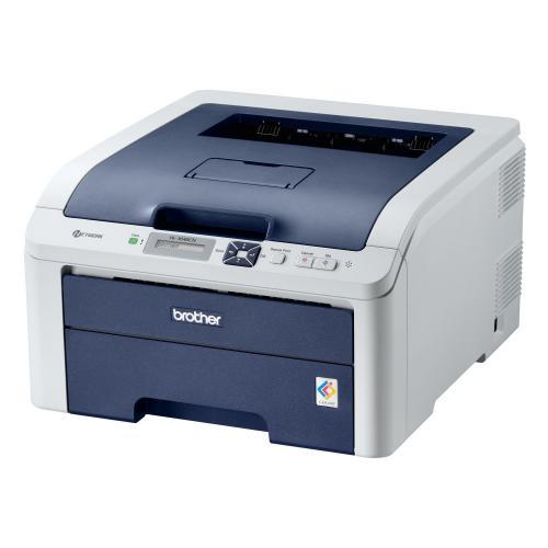"Brother™ - Farblaserdrucker ""HL-3040CN"" (USB,LAN) ab €83,33 [@GetGoods.de]"