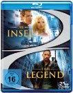 [Amazon] Die Insel & I am Legend (2 Discs) [Blu-Ray] - 7,97€