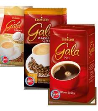 7 Gala Produkte kaufen - 7 Tage Hotel gratis