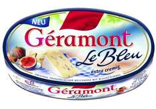 [real,- bundesweit] Geramont Le Bleu oder Minis für 1,29 €