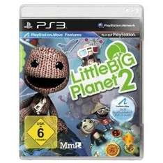 Litte Big Planet 2 für PS3 @amazon WHD