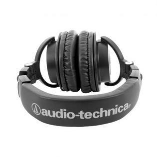 Audio Technica ATH-M50 mit Spiralkabel bei redcoon