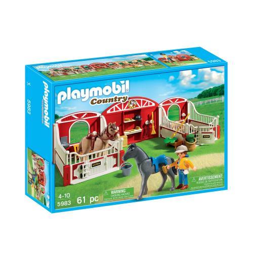 [LOKAL Karstadt Hannover] Playmobil Country Pferdestall (5983)