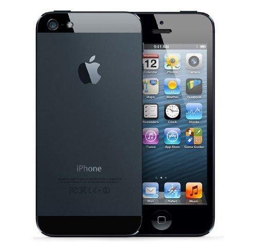Apple iPhone 5 - 16GB Schwarz & Weiß - SIMLOCK Frei ab WERK - Ohne VERTRAG @ Ebay