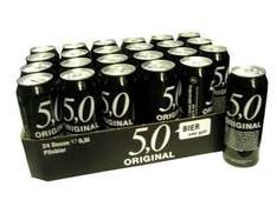 5,0 Original Dosenbier bei Rewe