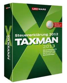Taxman 2013 (für Steuerjahr 2012) - Download-Version