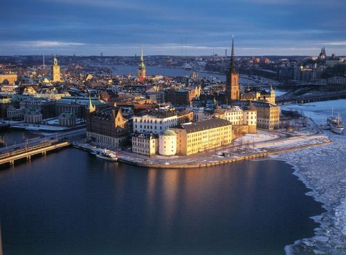 3 Tage Stockholm für 2 Personen im April: Hotel, Flughafentransfer und Flug: 115,50 € p.P.