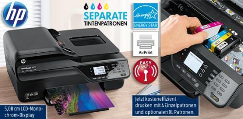 HP Officejet 4622 e-All-in-One für 99,99€ @Aldi-Süd