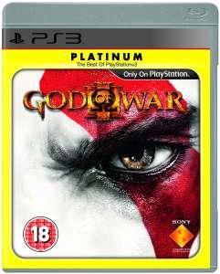 God of War III ~11.46 EUR  [Zavvi.com]