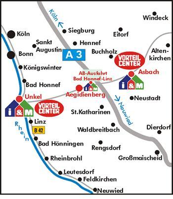 [Lokal 53567]125 Jahre Vorteil Center Asbach - Ritter Sport 0,49€, Cola Kiste 6,88€, Warsteiner 8,88€, Gaffel Kölsch 8,99€, Adidas F50…. 79,95€, Playmobil, u.v.m ab Montag.
