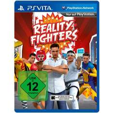 Reality Fighters [PS VITA] Neu Retail für 5€ inkl. VSK @ Amazon Marketplace (Kontra)