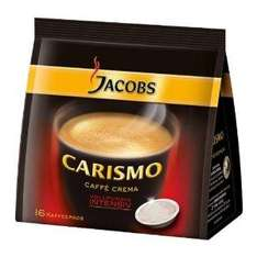 [Lokal MM Karlsruhe] Jacobs Carismo Pads, Box mit 12x105g für 15 €