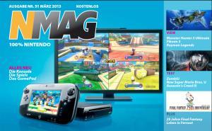 NMag #51 - Nintendo Magazin kostenlos zum Download